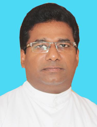 Rev. Dr. Joby Edamuriyil CST