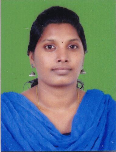 Ms. Arya Sreenivasan